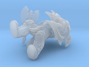 Doom Warrior in Smooth Fine Detail Plastic