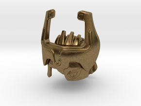 Imp Headpiece in Natural Bronze