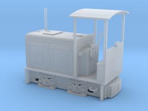Feldbahnlok LKM Ns2  (Spur 1f) 1:32 in Smooth Fine Detail Plastic