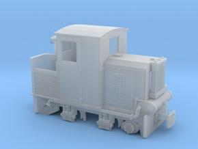 Feldbahn Holzvergaserlok SCHÖMA 1:35 in Smooth Fine Detail Plastic