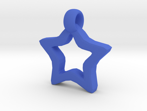 Star in Blue Strong & Flexible Polished