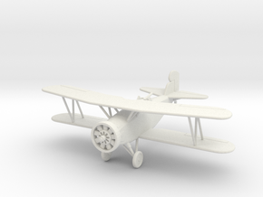 IW15 Curtiss F8C/O2C Helldiver (1/144) in White Natural Versatile Plastic
