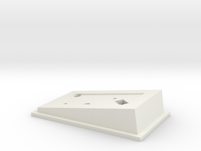 Wandrè Electric Box 3 Forato in White Strong & Flexible