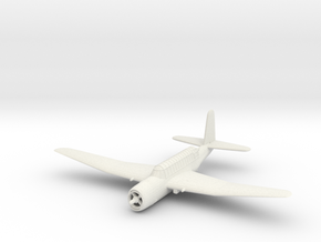 1:200 Vought XTBU-1 'Sea Wolf' in White Natural Versatile Plastic