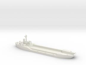 LCT-4 1/600 Scale in White Natural Versatile Plastic
