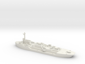 LCG(L)-4 1/700 Scale in White Natural Versatile Plastic