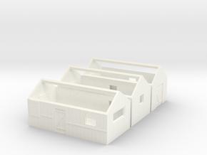 N logging - Work & Tool Sheds in White Processed Versatile Plastic