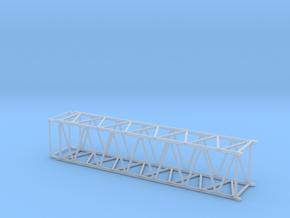 HO/1:87 Crane boom segment long 27.5x32.5 in Smooth Fine Detail Plastic