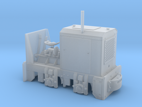 Feldbahn O&K MD2 (Spur 0f) 1:45 in Smooth Fine Detail Plastic