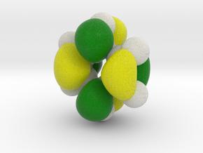 Lowest (degenerate) energy unoccupied pi-MO (HOMO) in Full Color Sandstone