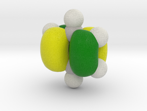 Highest (degenerate) energy occupied pi-MO (HOMO)  in Full Color Sandstone