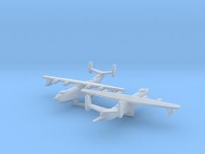 1/700 Harbin SH-5 x2 in Smooth Fine Detail Plastic