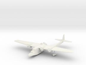 1/200 Blohm & Voss Bv P 111 in White Natural Versatile Plastic