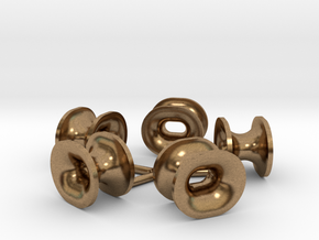 Panama Fairlead (5 pcs.) in Natural Brass
