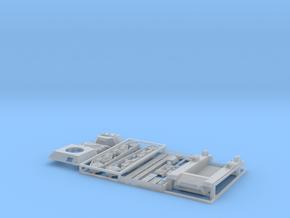 1/87 CARRO ARMATO P40 in Smooth Fine Detail Plastic