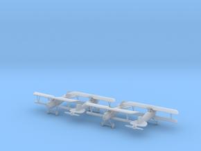 1/144 Albatros D.III x4 in Smooth Fine Detail Plastic