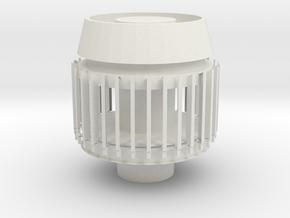 Cybergun Part in White Natural Versatile Plastic