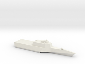 [USN] LCS-2 Independence 1:3000 in White Natural Versatile Plastic