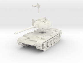 MG100-R03 T55 in White Natural Versatile Plastic