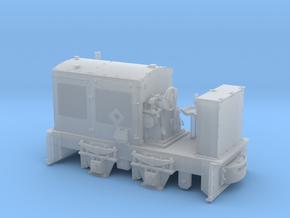 Feldbahn O&K LD2  1:35 in Smooth Fine Detail Plastic