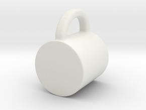 Teszt in White Strong & Flexible