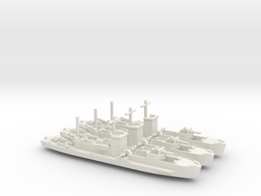 LCI(G) 1/600 Scale 3 Off in White Strong & Flexible