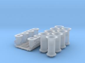 1 12 426 Hemi Hilborn FI System in Smooth Fine Detail Plastic