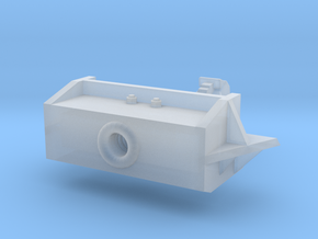 M32 Rear Pintle Rounded 1:35 in Smooth Fine Detail Plastic