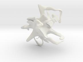 csápok in White Strong & Flexible