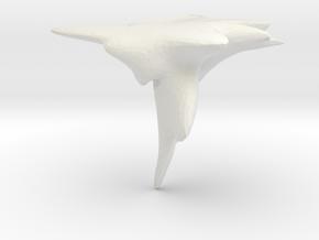 Deszk moni betii in White Strong & Flexible