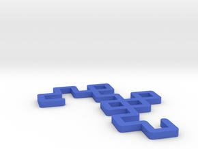 DragonC in Blue Processed Versatile Plastic
