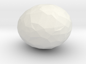 ball in White Strong & Flexible