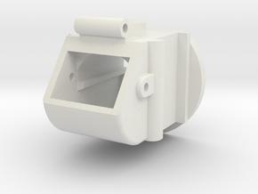 E84 in White Natural Versatile Plastic