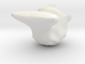 deszk_face in White Natural Versatile Plastic