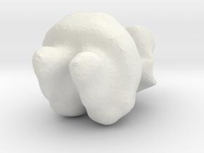 venus willendorf 4 in White Strong & Flexible
