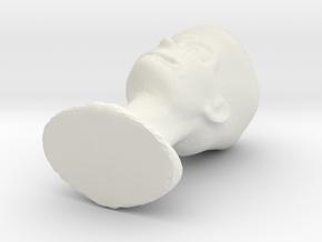Smart alien in White Natural Versatile Plastic