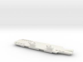 Queen Elizabeth 1:2400 in White Natural Versatile Plastic