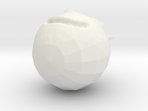 herceg in White Natural Versatile Plastic