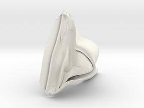 5004 in White Natural Versatile Plastic