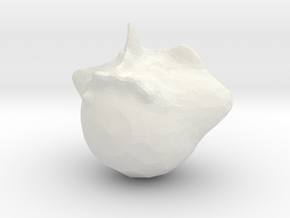 Deszki valami in White Strong & Flexible