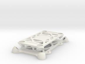 Omnimac APM Mount V1.5 in White Natural Versatile Plastic
