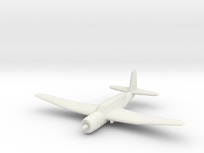 1:300 Vought XTBU-1 'Sea Wolf' in White Natural Versatile Plastic