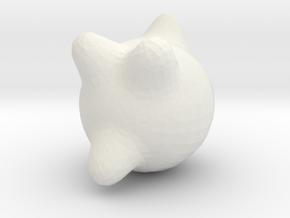 penguin ball in White Natural Versatile Plastic