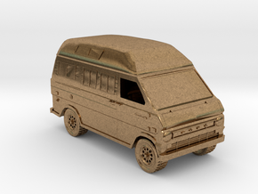 Ford Van Gen 2 in Natural Brass