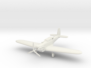1/100 Consolidated P-30 in White Natural Versatile Plastic