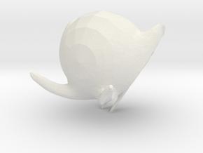 Neu_something in White Strong & Flexible