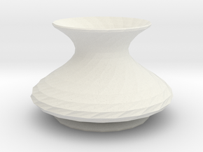 elisian vase in White Strong & Flexible