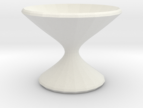 knightly water feature in White Natural Versatile Plastic