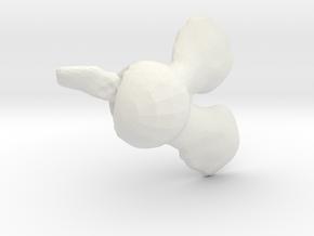 Neu crazymouse in White Strong & Flexible