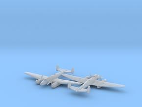 1/200 Petlyakov Pe-2 in Smooth Fine Detail Plastic